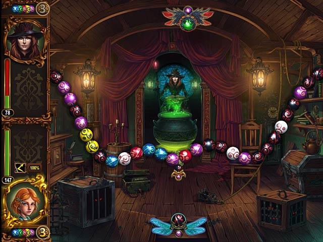 Vidéo de Evy: Les Sphères Magiques