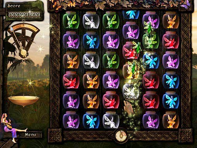 Capture D'écran Du Jeu 1 Fairies