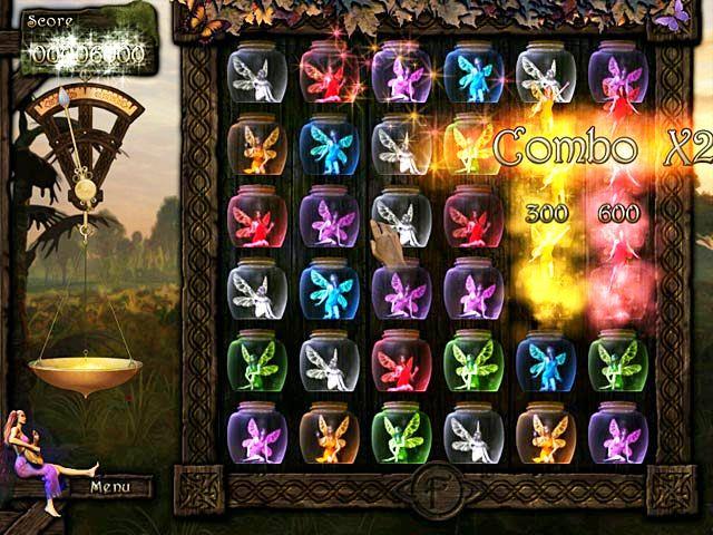 Capture D'écran Du Jeu 2 Fairies