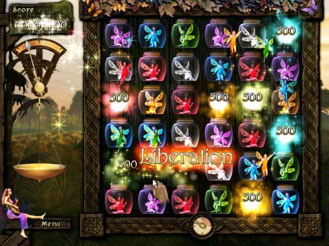 Capture D'écran Du Jeu 3 Fairies