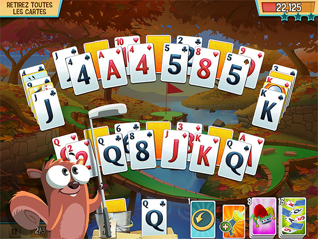 Capture d'écran de Fairway Solitaire Blast