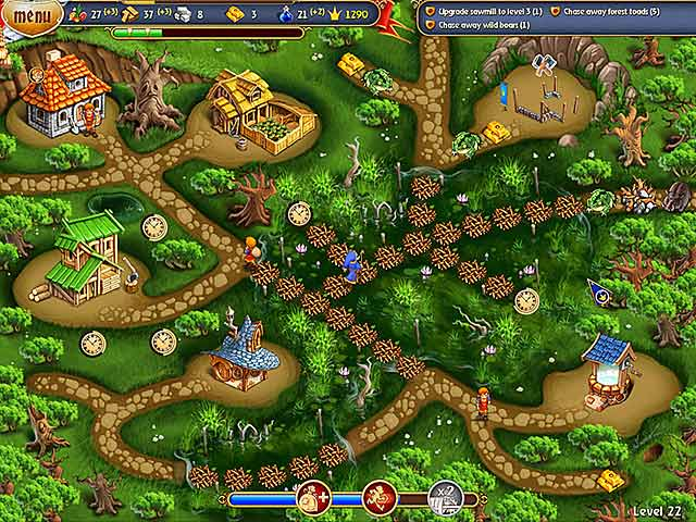 Capture D'écran Du Jeu 1 Fairy Kingdom