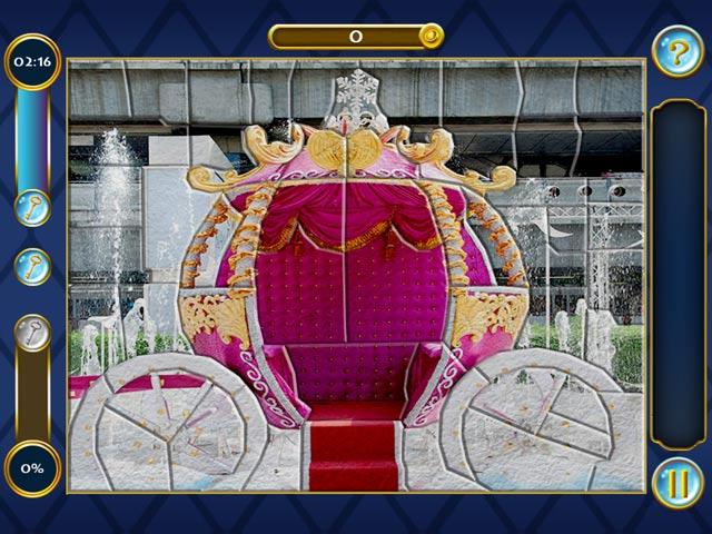 Fairytale Mosaics Cinderella img