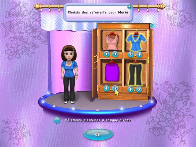 Capture D'écran Du Jeu 2 Fashion Craze