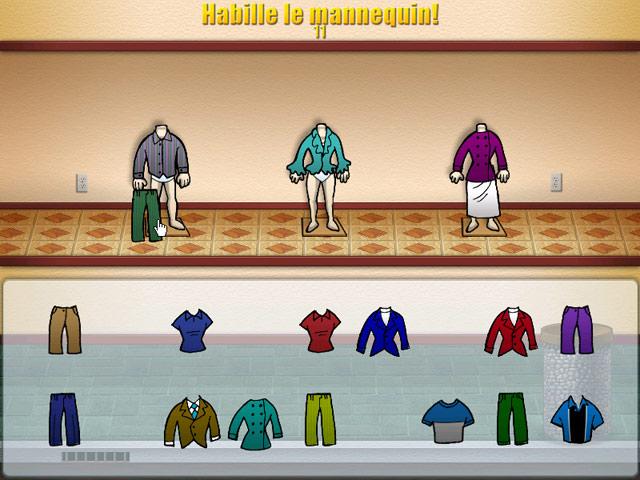 Capture D'écran Du Jeu 2 Fashion Fits!