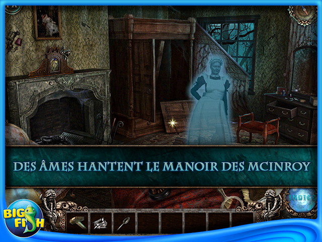 Capture d'écran de Fear for Sale: Le Mystère du Manoir des McInroy Edition Collector
