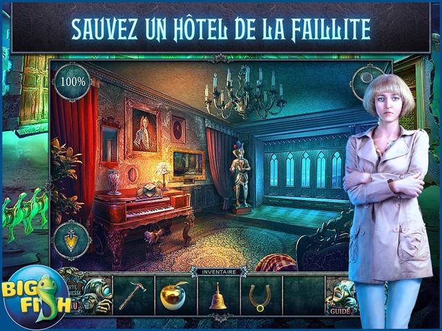 Capture d'écran de Fear for Sale: Les 13 Clés Edition Collector
