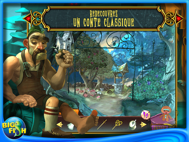 Capture d'écran de Fearful Tales: Hansel et Gretel Edition Collector