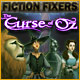 fiction fixers the curse of oz 80x80 2 jeux  moins de 3,00 ce mercredi 17 octobre