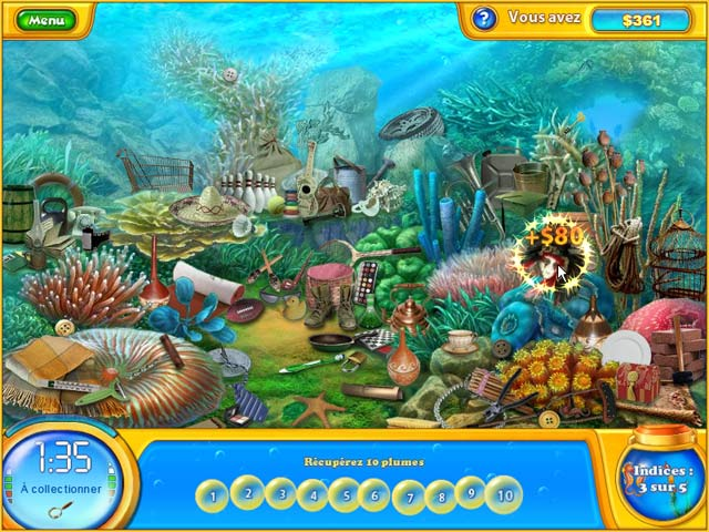 Fishdom h2o hidden odyssey game download free games for Big fish games online free