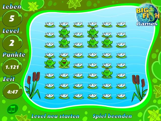 Capture D'écran Du Jeu 1 Frogs