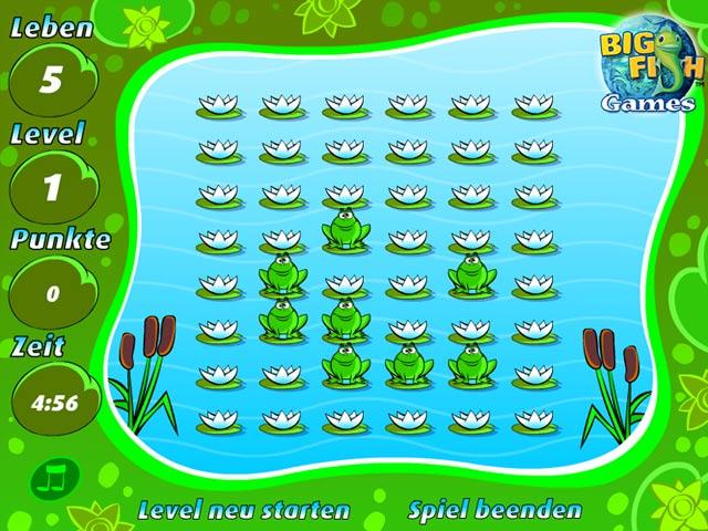 Capture D'écran Du Jeu 2 Frogs