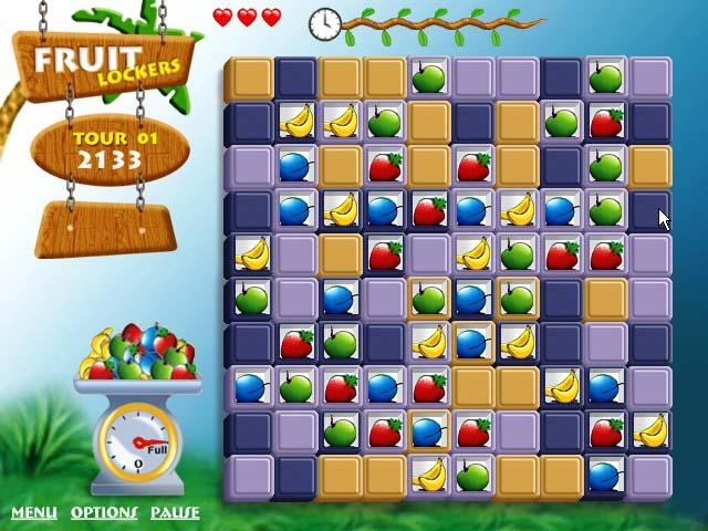 Capture D'écran Du Jeu 1 Fruit Lockers