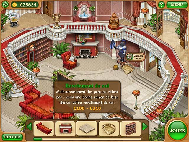 Gardenscapes Mansion Makeover Pc Jeu Objets Caches Jeu