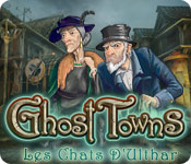 Ghost Towns: Les Chats d'Ulthar – Solution