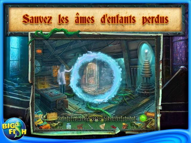Capture d'écran de Gothic Fiction: Sombre Destin Edition Collector