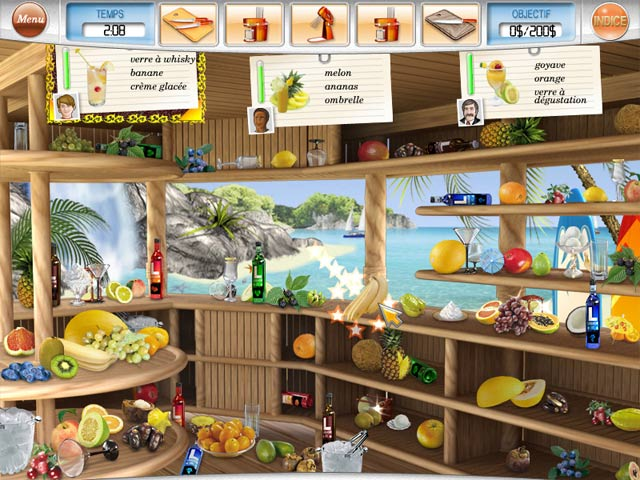 Gourmania jeu ipad iphone android et pc big fish for Site de jardinerie en ligne