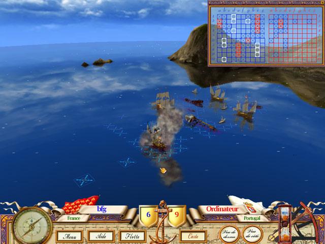 Vidéo de The Great Sea Battle