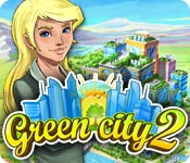 Feature Jeu D'écran Green City 2