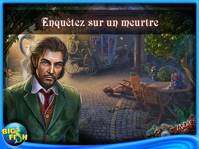 Capture d'écran de Grim Façade: Le Prix de la Jalousie Edition Collector