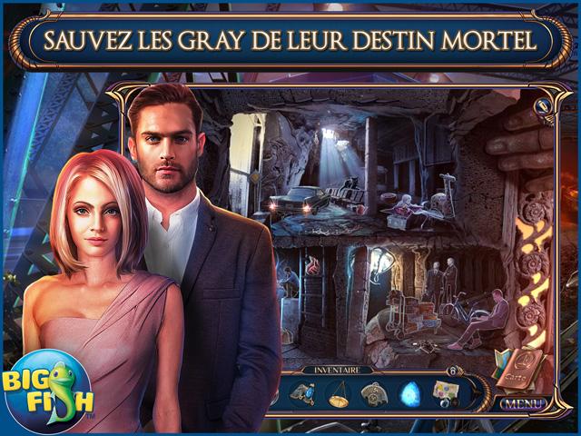 Capture d'écran de Grim Tales: Les Fils du Destin Édition Collector