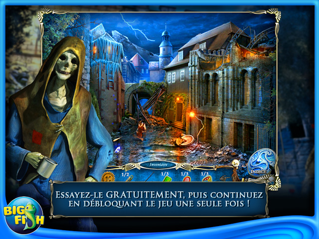Capture d'écran de Hallowed Legends: Le Bateau Squelette Edition Collector