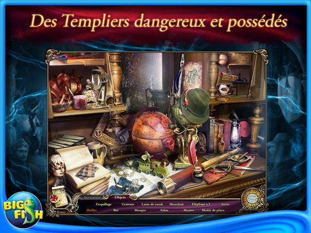Capture d'écran de Hallowed Legends: Templiers Edition Collector