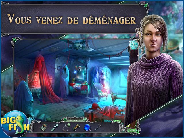 Capture d'écran de Harrowed Halls: Rue du Lac Édition Collector