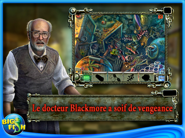 Capture d'écran de Haunted Halls: La Vengeance de Blackmore Edition Collector
