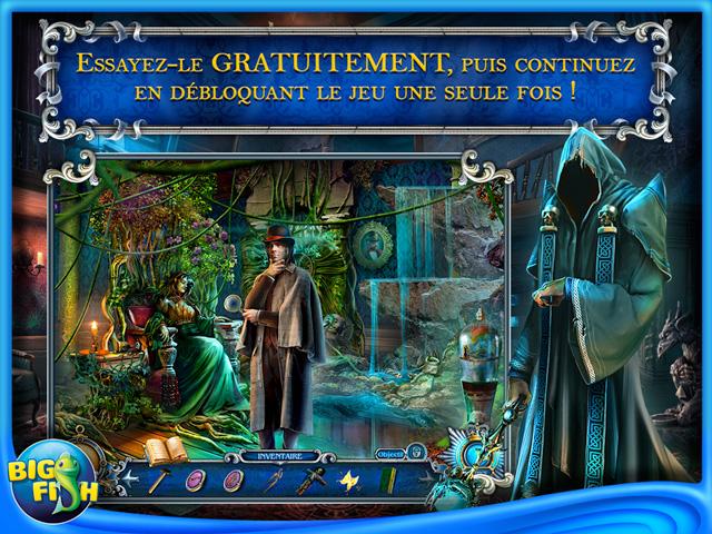 Capture d'écran de Haunted Hotel: L'Eclipse Edition Collector