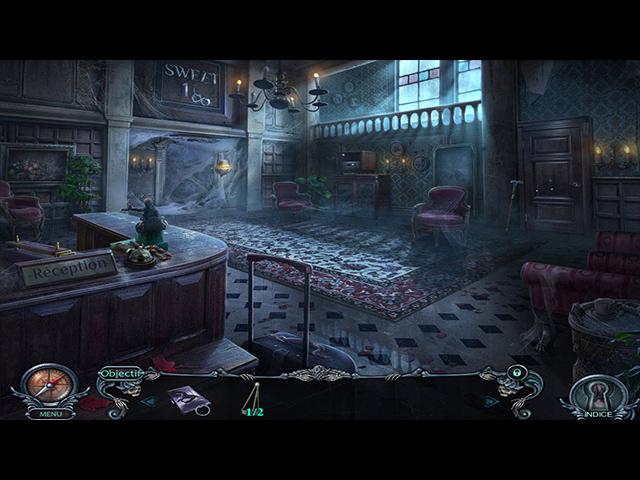 Haunted Hotel: Chambre 18
