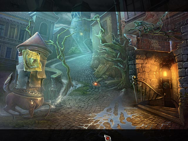 Capture D'écran Du Jeu 1 Haunted Legends: Le Cavalier de Bronze Edition Collector