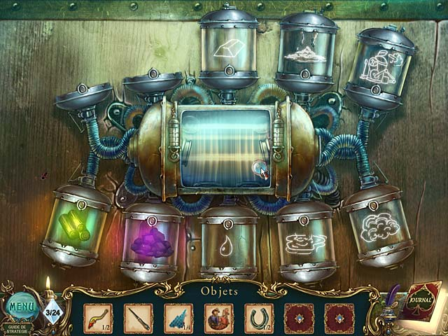 Capture D'écran Du Jeu 2 Haunted Legends: Le Cavalier de Bronze Edition Collector