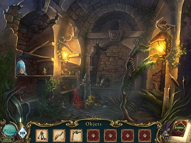 Capture D'écran Du Jeu 3 Haunted Legends: Le Cavalier de Bronze Edition Collector