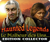 Haunted Legends: Le Malheur des Uns... Edition Col