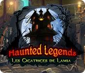 Feature Jeu D'écran Haunted Legends: Les Cicatrices de Lamia