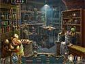 1. Haunted Legends: Le Visiteur de Pierre Edition Col jeu capture d'écran