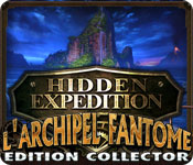 Hidden Expedition: L'Archipel Fantôme Edition Collector