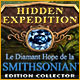 Hidden Expedition: Le Diamant Hope de la Smithsonian™ Edition Collector