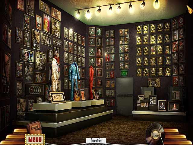 Capture D'écran Du Jeu 2 Hidden Mysteries: Les Portes de Graceland