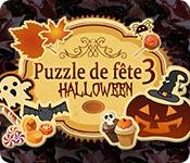 Puzzle de Fête 3 Halloween