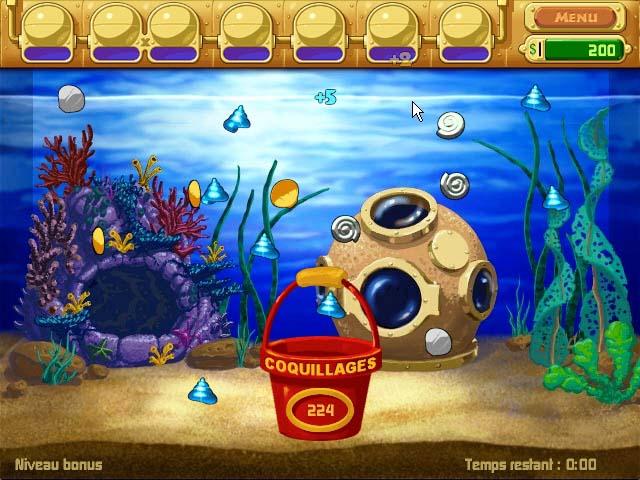 Capture D'écran Du Jeu 3 Insaniquarium