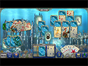 1. Jewel Match Atlantis Solitaire jeu capture d'écran