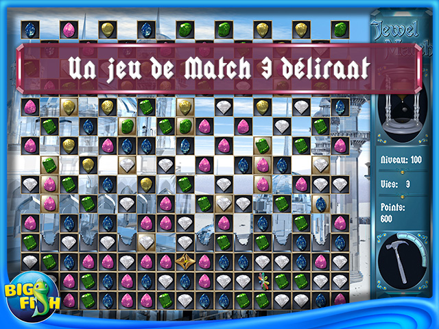 Capture d'écran de Jewel Match