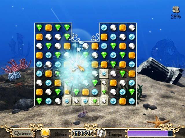 Capture D'écran Du Jeu 1 Jewel of Atlantis
