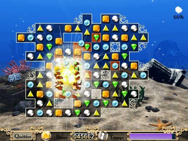 Capture D'écran Du Jeu 3 Jewel of Atlantis