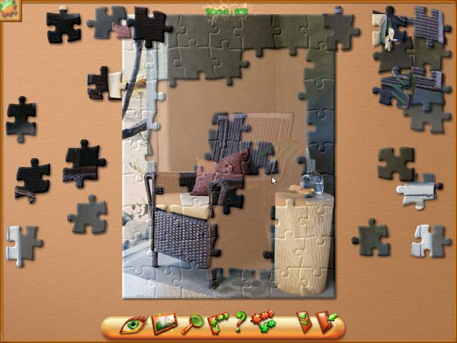 Vidéo de Jigsaw World
