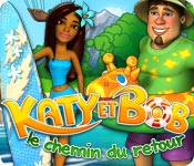 Feature Jeu D'écran Katy et Bob: Le chemin du retour