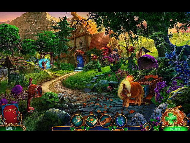 Capture D'écran Du Jeu 1 Labyrinths of the World: L'Or des Fous