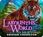 Feature Jeu D'écran Labyrinths of the World: La Loi de la Jungle Édition Collector
